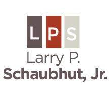 Larry P. Schaubhut, Jr. logo
